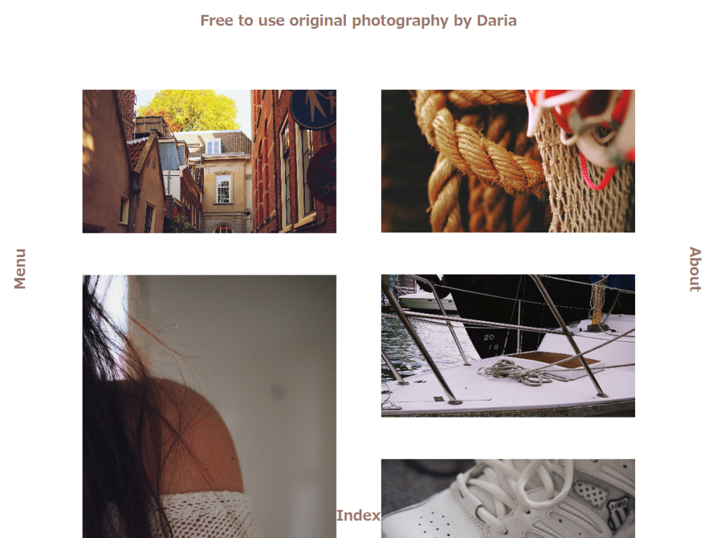FREE ORIGINAL PHOTOGRAPHY by Daria